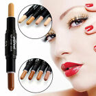 POPFEEL Double-ended Long-lasting Concealer Brozer and HighlighterPencil XD