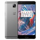 OnePlus 3 A3000 Unlocked 64GB 6GB RAM Android DualSim 4G LTE Phone - USA Model
