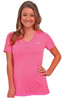 Adidas Womens ClimaLite V-Neck Ultimate Tee Various Colors