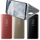 Original Samsung Galaxy S8 Clear View Standing Flip Cover Case EF-ZG950