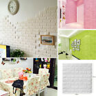 Wholesale 3D Brick Pattern Modern Wall Background Bedroom Decoration
