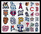 MLB LICENSED BASEBALL TEAM LOGO INDOOR STICKER LAPTOP TABLET CELL PHONE YOU PICK on Ebay