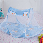 Portable Baby Bed Crib Folding Mosquito Cushion Mattress Summer Baby Mosquito