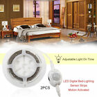 Bed-lighting Sensor Strips Motion Acttivated Illumination 1.2M Double Roll MG