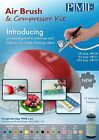PME Air Brush Colours/  Compressor Kit For Cake Decorating Spraying All Colours