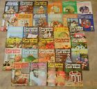 Lot of 31 Vintage Decorating  Craft Ideas Magazines 73 80