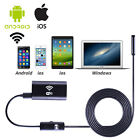 2-10m 6led WIFI Waterproof Endoscope Inspection camera Video for Andriod Iphone