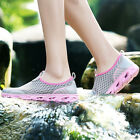 Casual Lightweight Unisex Water Shoes Breathable Comfort Woven Shoes Hole Shoes