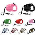 Retractable Dog Leash Automatic Puppy Dog Walking Leads Straps for Dog XS S M