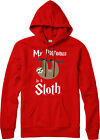 My Patronus Is A Sloth Hoodie, Harry Potter wizard, Gift Top