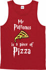 My Patronus Is a Pizza Vest, Harry Potter wizard, Gift Top