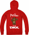 My Patronus Is a Ewok Zipped Hoodie, The Last Jedi, A new hope Star Wars