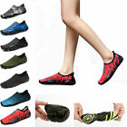 Men Quick-Dry Water Shoes Lightweight Aqua Socks For Beach Pool Surf Yoga