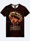 Mens GAME OF THRONES  3D T-Shirt Tee Shirts New Fashion S M L XL XXL