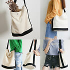 Korea Fashion Women ETRU Basket Shoulder Bag Cotton Ivory Travel Picnic Beach