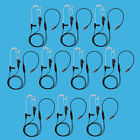 10X Mall Security Public Safety Earpiece w/ PTT for ICOM IC-H2 IC-J12 M5 Q7A