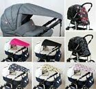 Universal CANOPY FOR BUGGIES /PARM / PUSCHAIR /SHADE CANOPY/ SUN UV /Waterproof