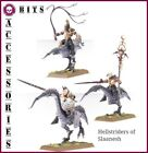 BITS WARHAMMER BATTLE CHAOS SLAANESH HELLSTRIDERS RABATEURS