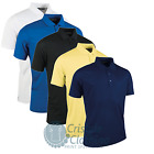 Mens Glenmuir Performance Polo Shirt Golf & Leisure Polo, Performance Fabric