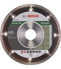 Bosch Best for Ceramic Extraclean Diamond Tile Angle Grinder Blade 115mm & 125mm