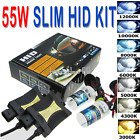 HID Xenon 55W Headlight Conversion KIT Bulbs H1/H3/H4/H7/H11/9005/9006/880/881