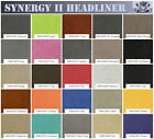 "Synergy Suede Headliner Fabric 1/8 Foam Backed 60"" Wide Sold By The Yard"