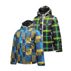 Dare2b Steady On Boys Polyester Water Repellent Ski Jacket