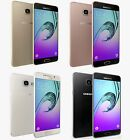 Samsung Galaxy A3 2016 Black,Gold,Rose Gold 16GB Unlocked or Network Smartphones