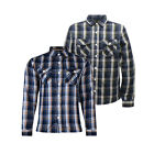 Dare2b Exult Mens Winter Weight Check Casual Summer Shirt