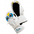 Dare2b Snowoff II Water Repellent Warm Winter Mitts White Size 2-3