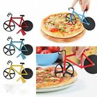 Bike Pizza Cutter Road Bicycle Chopper Slicer Kitchen Tool Stainless Steel New