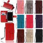 For iPhone 7 / 7 Plus Case Hybrid Flip Leather Shockproof Card Wallet Thin Cover