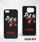 Paul Pogba French JFC Fußball DAB 10 United Handyhülle Phone Cover Case  #H05