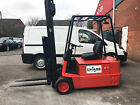 Linde E16-02 Electric Forklift