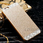 Luxury Glitter Sparkle Crystal Diamond Hard Back Case Cover For iPhone Samsung