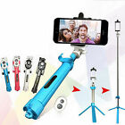 Selfie Stick Tripod for iPhone 6S Extend Handheld Bluetooth Remote Shutter O0052