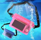 Waterproof Phone Case Pouch Waist Pack Dry Bag For Underwater Swimming Diving
