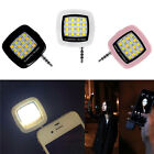 Portable Rechargeable Mini 16 Selfie Flash LED Camera Lamp Light For Smart Phone