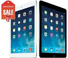 Apple iPad Air 1st Wi-Fi I 16GB 32GB 64GB or 128GB I GRAY SILVER -GRADE B+ (R-D)