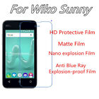 3pcs For WIKO SUNNY Anti Explosion Film,High Clear Screen Protector