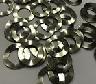 M4 M5 M6 M8 M10 M12  - A2 Stainless Steel Crinkle Wavy wave spring Washers