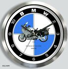 BMW R1100RT MOTORCYCLE METAL WALL CLOCK R1100 choice of 5 colors