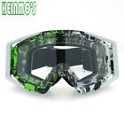Bike Sport  Motocross ATV Gafas UV Protection Helmets Motorcycle Goggles Glasses