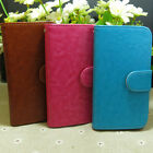Classic Magnetic Wallet Holder flip case cover for Huawei Cell Phone