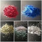 GLITTER STRANDS CRAFT NAIL ART CONFETTI TINSEL CHRISTMAS