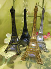 Eiffel Tower Paris  Metal Stand Model Table Decor w/Extra LED waterproof Light