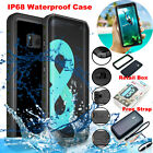 Samsung Galaxy S8/ S8 Plus Waterproof Case 6.6ft Underwater Shockproof Dirtproof