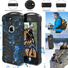 For Apple iPhone 7 Waterproof Case Shock/Dust/Snow/Dirt Proof Heavy Duty Cover