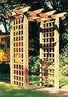 GARDEN STRUCTURE WOODEN TIMBER The Portico Pergola  2.7m  by Grange - SALE -