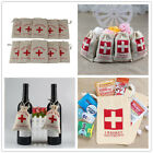 50X Hangover Kit Bachelorette Party Cotton First Aid Kit Bags Wedding Favors New